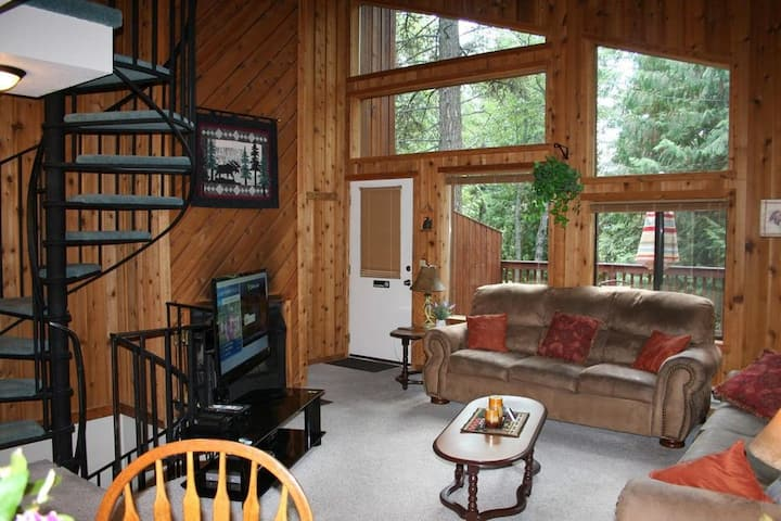 3 Bedroom Condo Ptarmigan Village, Whitefish