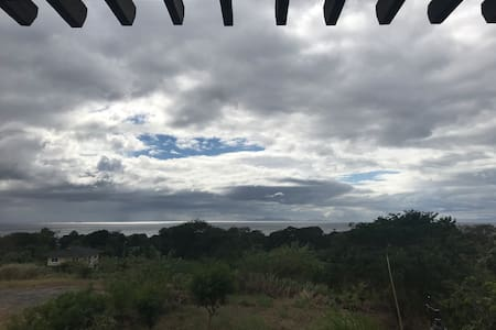 wake up to the sound and sight of calatagan beach