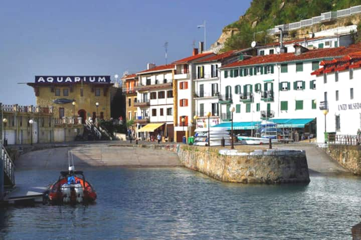 San Sebastian's Seaport Apartment
