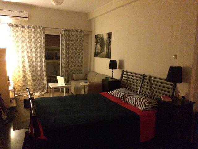 Loft Studio Apartment in Nea Smirni - Nea Smirni - Hus