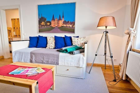 St. Lorenz Apartments ( Wakenitz)