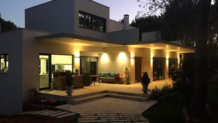 Espectacular villa en la Sierra Calderona