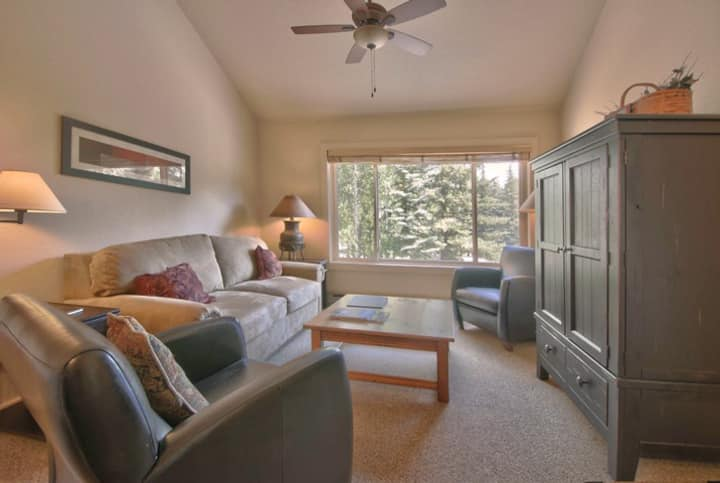 Villas ~ Unit 1204 ~ Snowmass Club Access