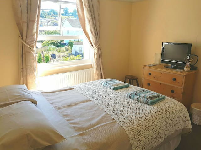 Double bedroom in Colyton, Devon - Colyton, England, GB - Rumah