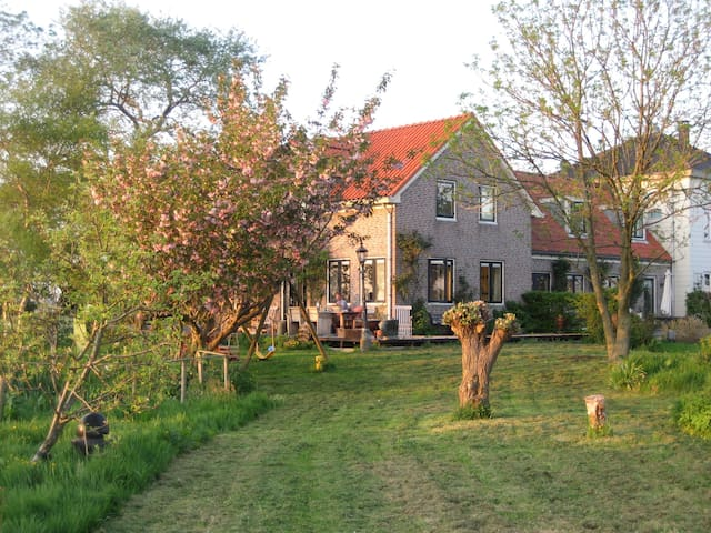 Countryside House near Amsterdam - Amsterdam - Natuur/eco-lodge