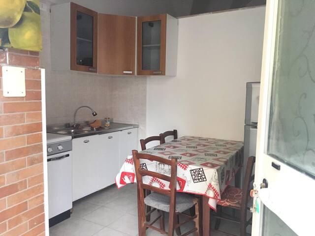 Luminosissimo appartamento al centro di Foggia