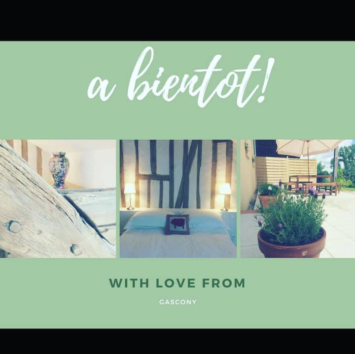 Au Debent B&B Light, Spacious & Airy