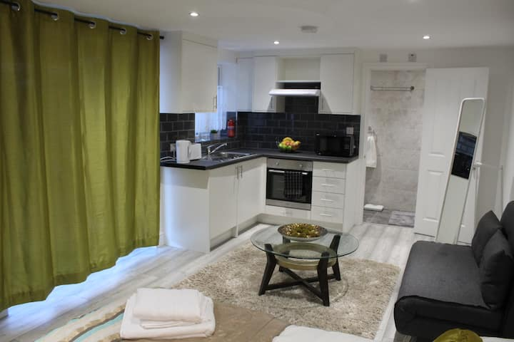 West London New Build Guest House