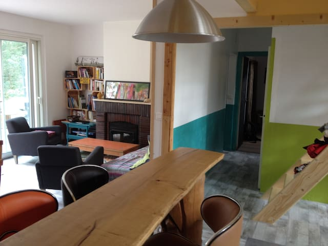 SURF HOUSE chambre 2 couchages