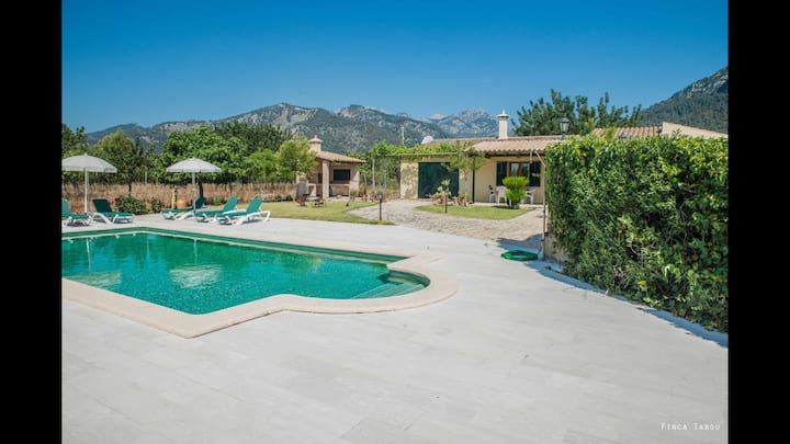 Villa Can Tabou with pool in Mallorca
