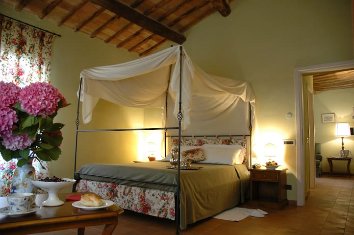 La Tana dell'Istrice - Civitella D'agliano - Bed & Breakfast