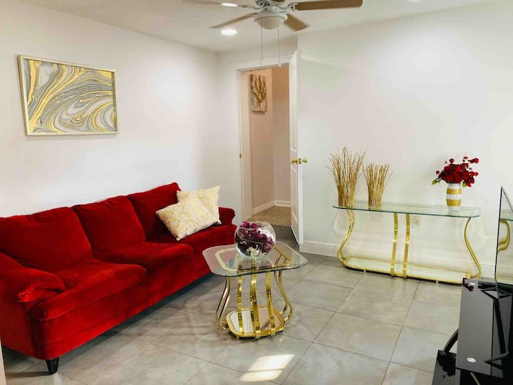 Excelent rent and confortable apartment