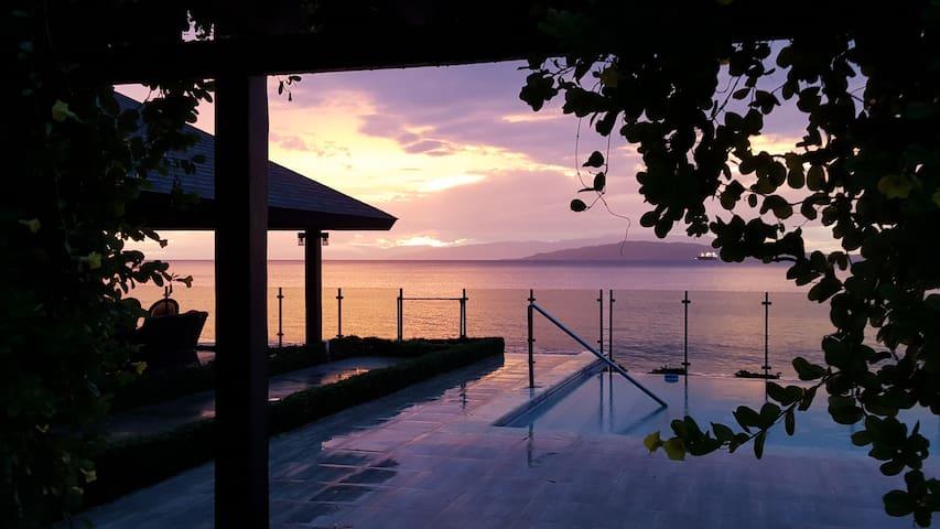 Maravillosa villa frente a playa en Bahia de Ocoa - Hatillo de Azua - Huis