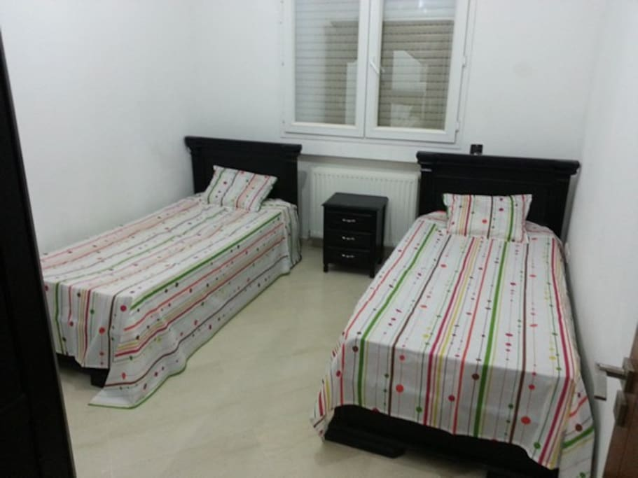 Appart meubl centre urbain tunis pl23 appartements for Meuble urbain