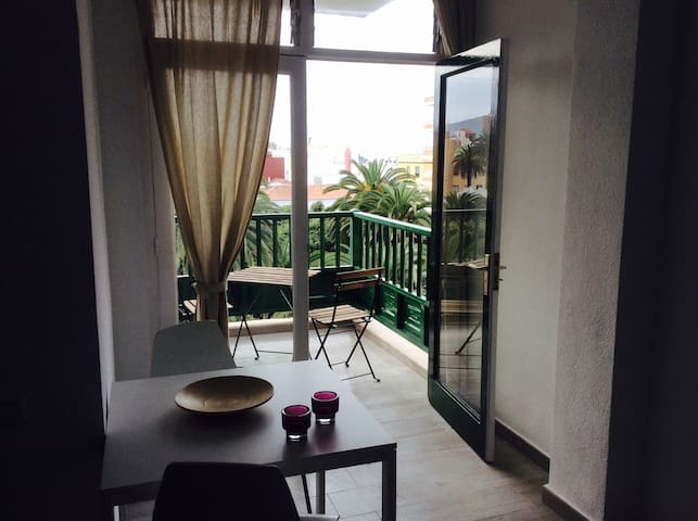 Cosy studio in a privileged place - Puerto de la Cruz - Apartemen