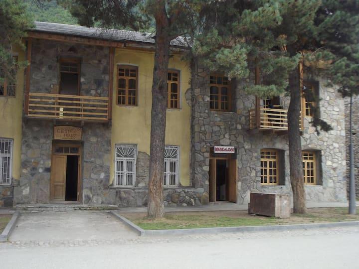 "Lanas guesthouse ,,Sanli""/ Mestia Svaneti"