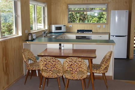Bright, airy house, near beaches. - Maketu, Te Puke - Talo