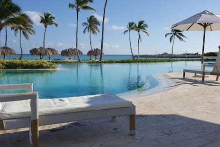 Ocean Front Junior Suite / Jacuzzi - Punta Cana