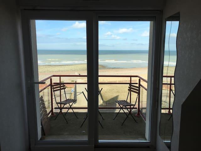 Horizon d'Opale- Nouveau ! vue mer 180°