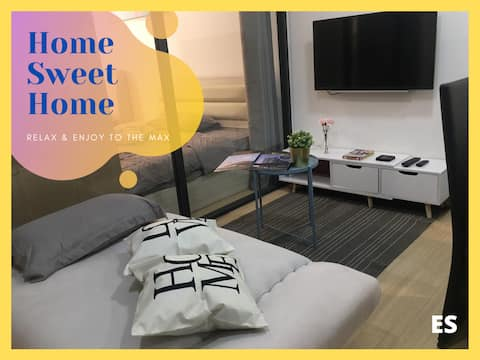 ★HomeSweetHome★5-6pax| Linked MRT| 8Min to 1Utama