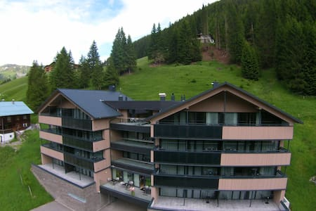 Alpinresort**** Luxus Appartements - Damüls