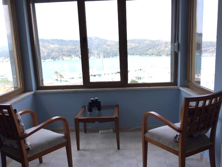 Beautiful apartment with stunning sea view - K4