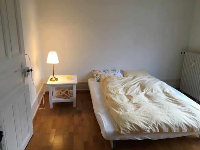 Helles Zimmer in charmantem Altbau! - Zurique - Apartamento