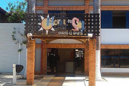 HOTEL DEL SOL - São Mateus - Hostel
