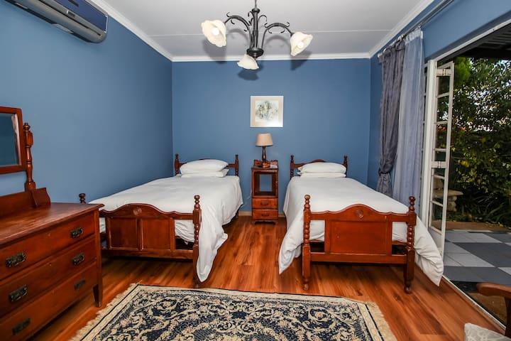 Residensie Guesthouse Room 9