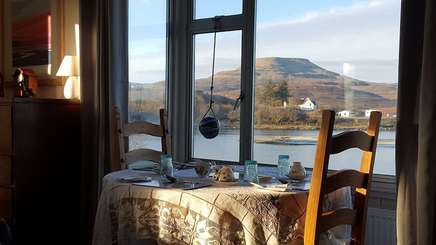 Minnie's Rooms Double Croft View - Dunvegan - Bed & Breakfast