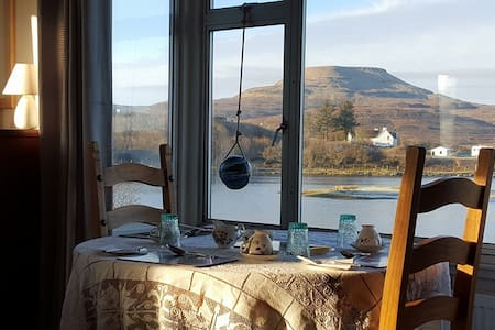 Minnie's Rooms Double Croft View - Dunvegan - Гестхаус