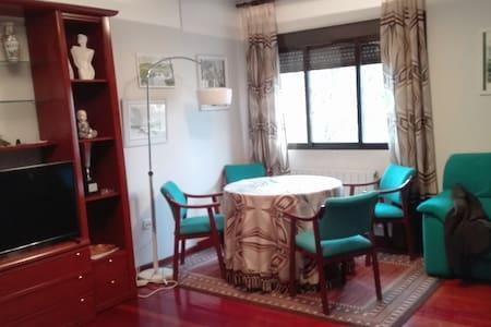 Bonito apartamento en el Puente de Sanabria