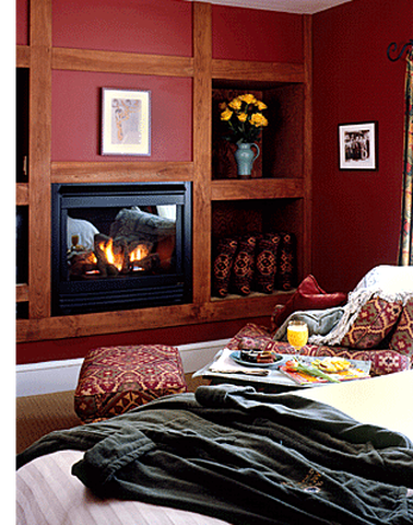 Lake Pointe Inn Bed & Breakfast McHenry Room - McHenry - Apartment