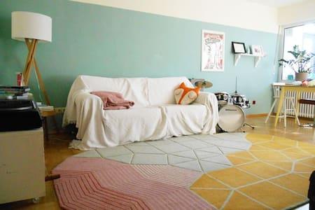 Cosy room in a calm flat - Kehl - Lejlighed