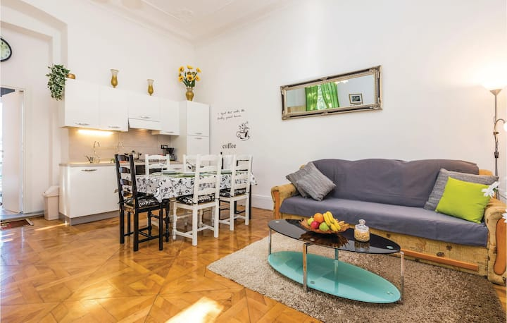 Amazing home in Rijeka with WiFi and 1 Bedrooms