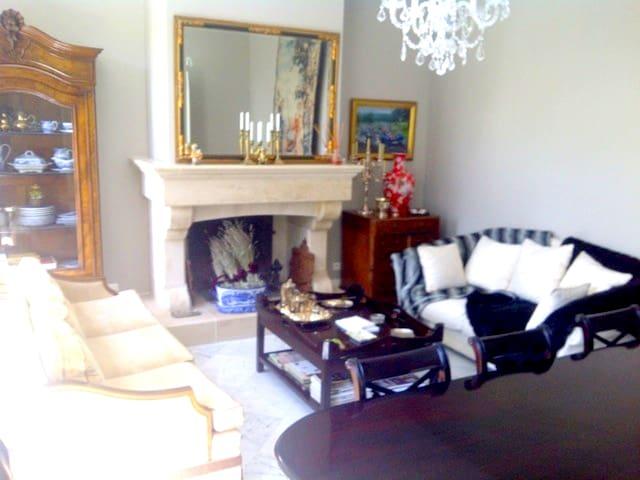 Grande demeure avec terrasse & Wifi