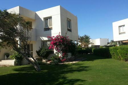 Sea & beach front villa for rent