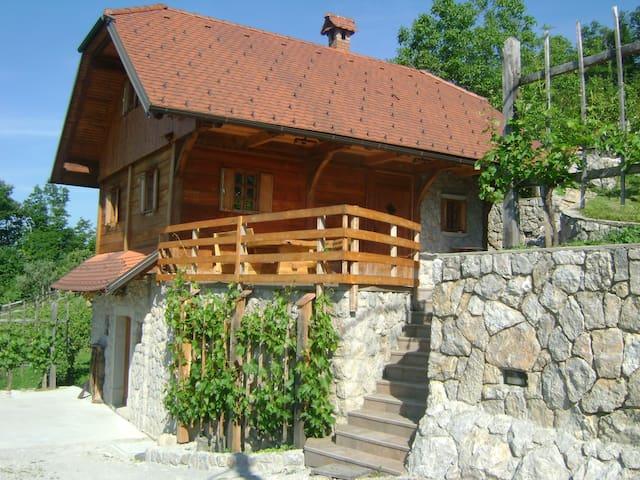 Vineyard Cottage Med Vinogradi