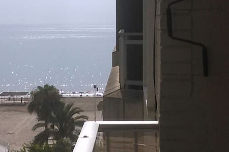 A bright flat, 2 min walk from San Antonio´s Beach - Cullera - Wohnung