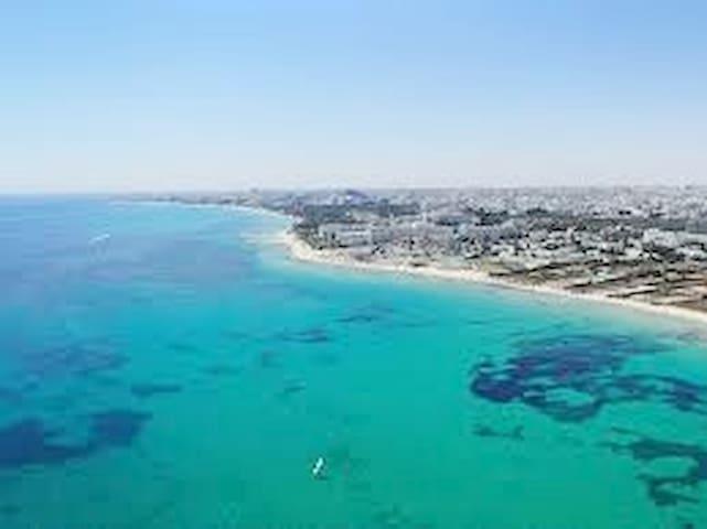 Appart S+2 Hammam Sousse