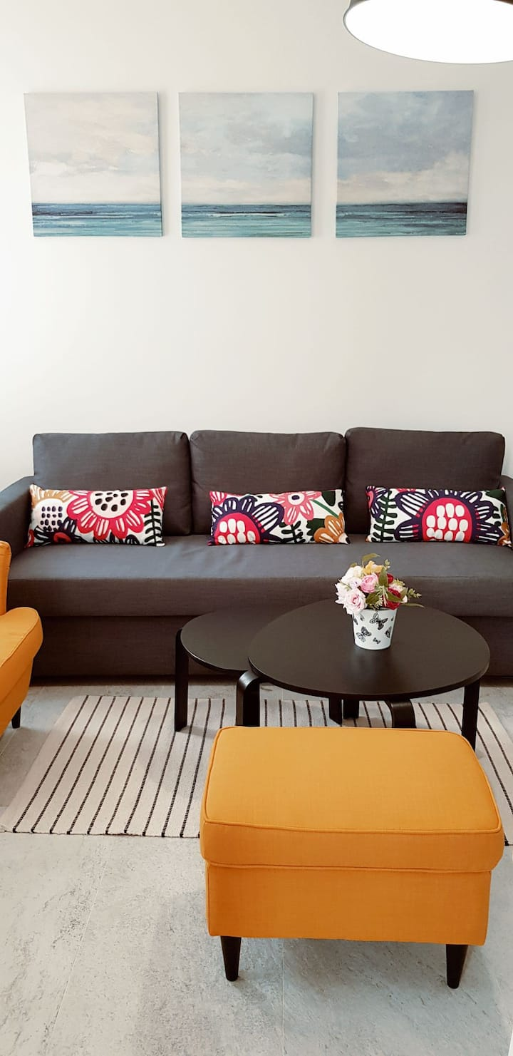 Sweet apartment in center of Nice :)