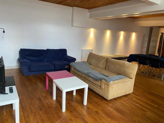 Chambre privé dans Loft lyon