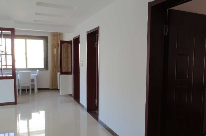 优质楼层,更安宁、更清静, 希望我的房子能给你家的感觉 - Weihai