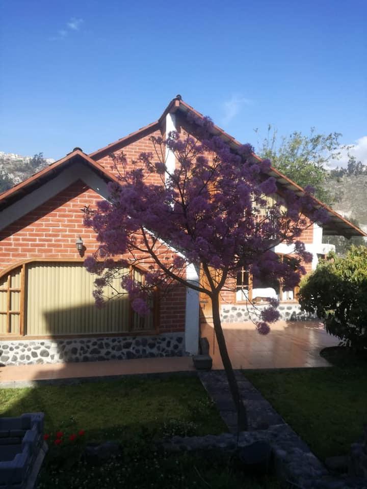Casa de Campo en Ambato