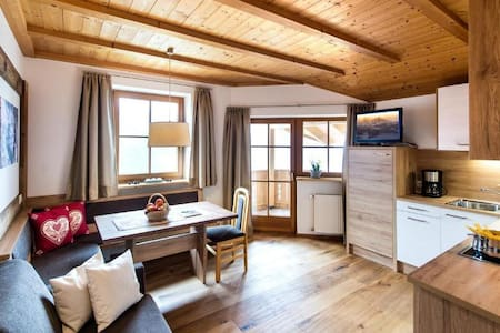 """Modern Apartment """"Family Apartment Alpe"""" with Mountain View,  Wi-Fi, Balcony, Garden & Terrace; Parking Available"""