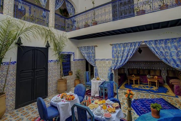 Riad Lazord de Marrakech