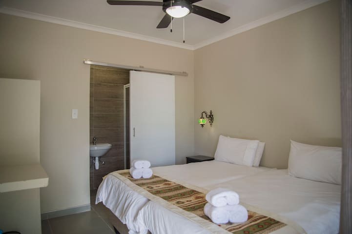 Tsumeb Backpackers Room #6
