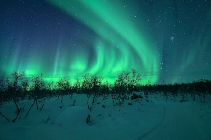 Aurora Apartment Kilpisjärvi