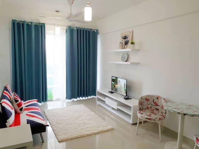 Apartment Putra 1 @ Bandar Seri Putra Kajang