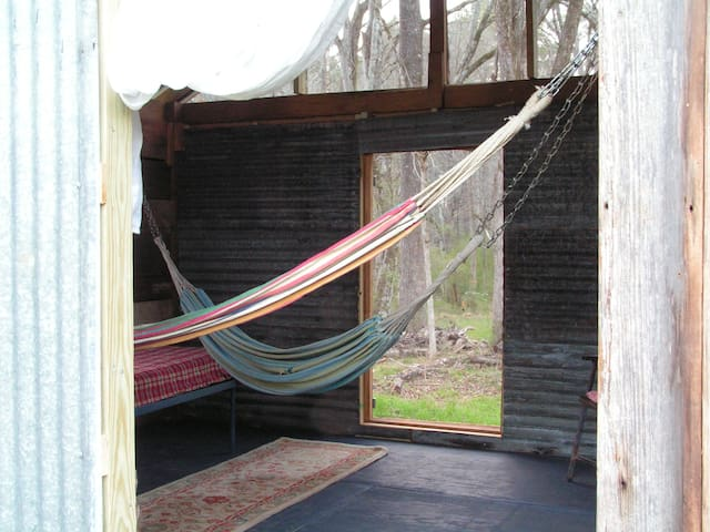 Hammock House At Mockingbird Hill Farm - Sparta - Rumah